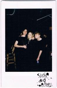 James, Jules & Matt