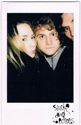 Jules, Matt & Chris
