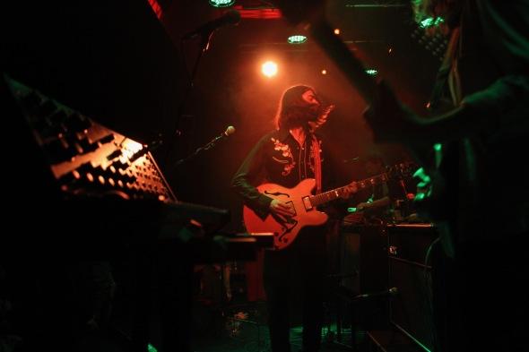 Ten Fé live in Cologne. 2017.