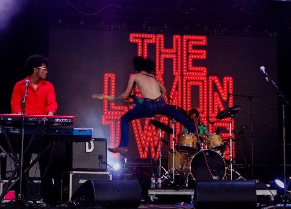 The Lemon Twigs live at Melt .2017.