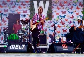 Von Wegen Lisbeth live at Melt. 2017.