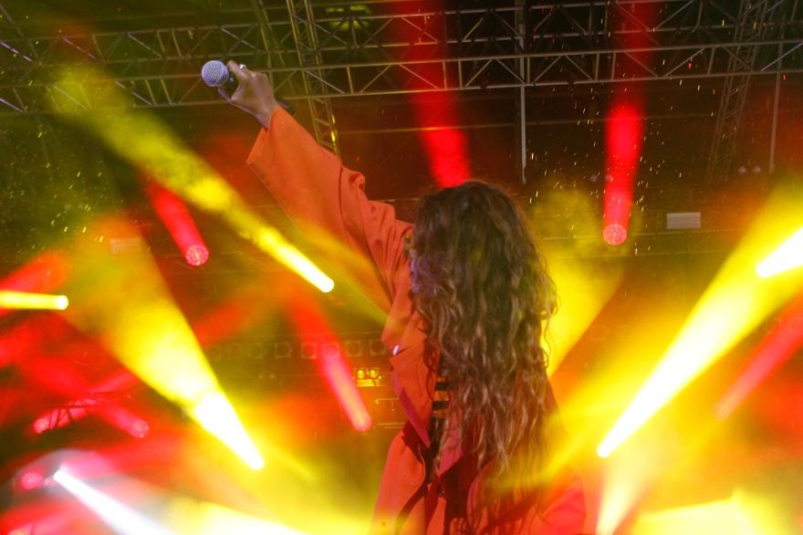 MIA live at Melt. 2017.