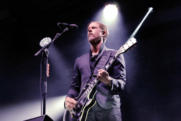 Interpol live at Pure & Crafted Festival. 2017.