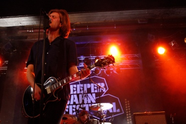The Amazons live at Reeperbahn Festival. 2017.