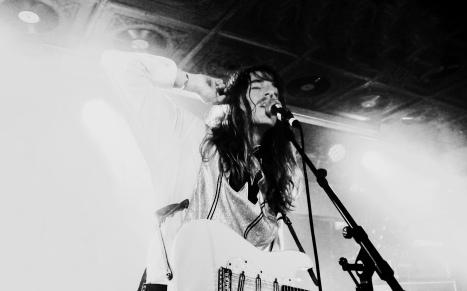 Parcels live at Reeperbahn Festival. 2016.