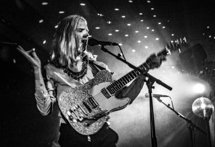 Sundara Karma live in Berlin. 2017.