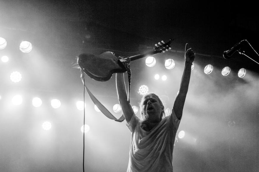 Kakkmaddafakka live in Berlin. 2019.