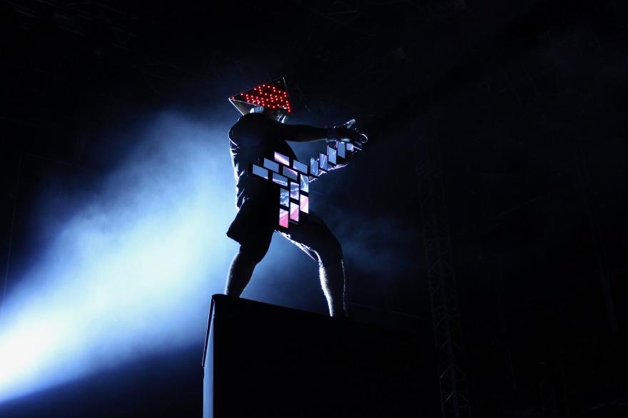 Deichkind live at Melt. 2017.