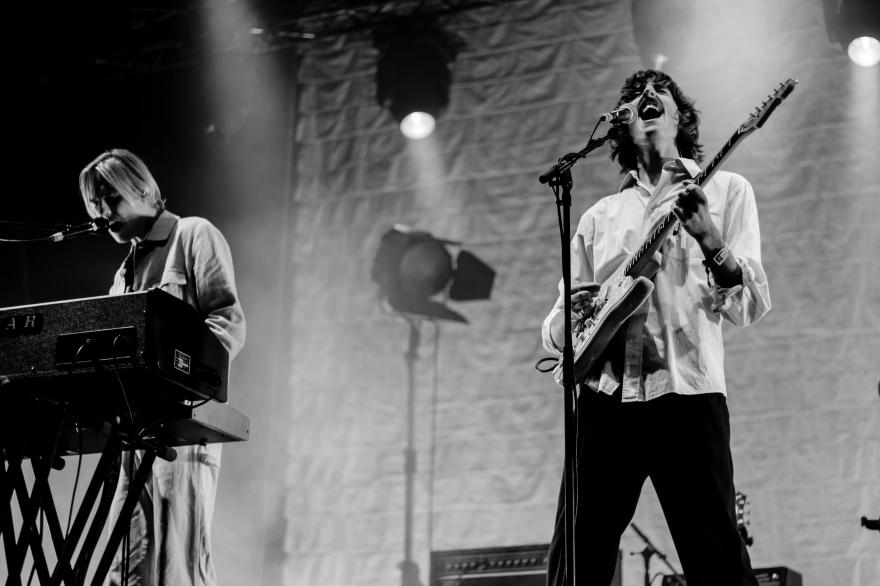 Parcels live @ Lollapalooza Berlin. 2019.