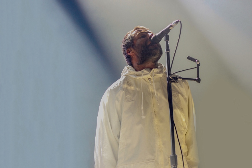 Liam Gallagher @Tempodrom. Berlin 2020.